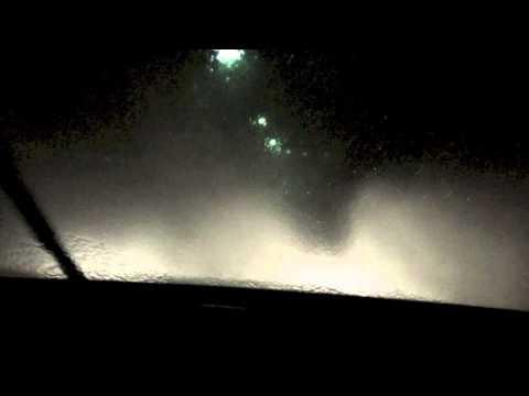 La tempesta sul Lago Maggiore