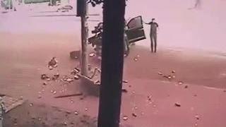 Видео смертельного ДТП на Садовом кольце