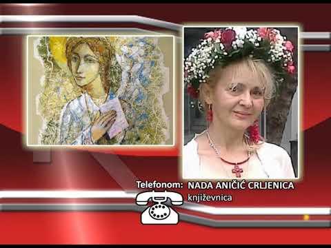 FONO:   Nada Aničić Crljenica - Tri nagrade književnici