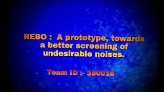 preview picture of video 'Team Id-380016_RESO_IICDC 2018 PITCH'