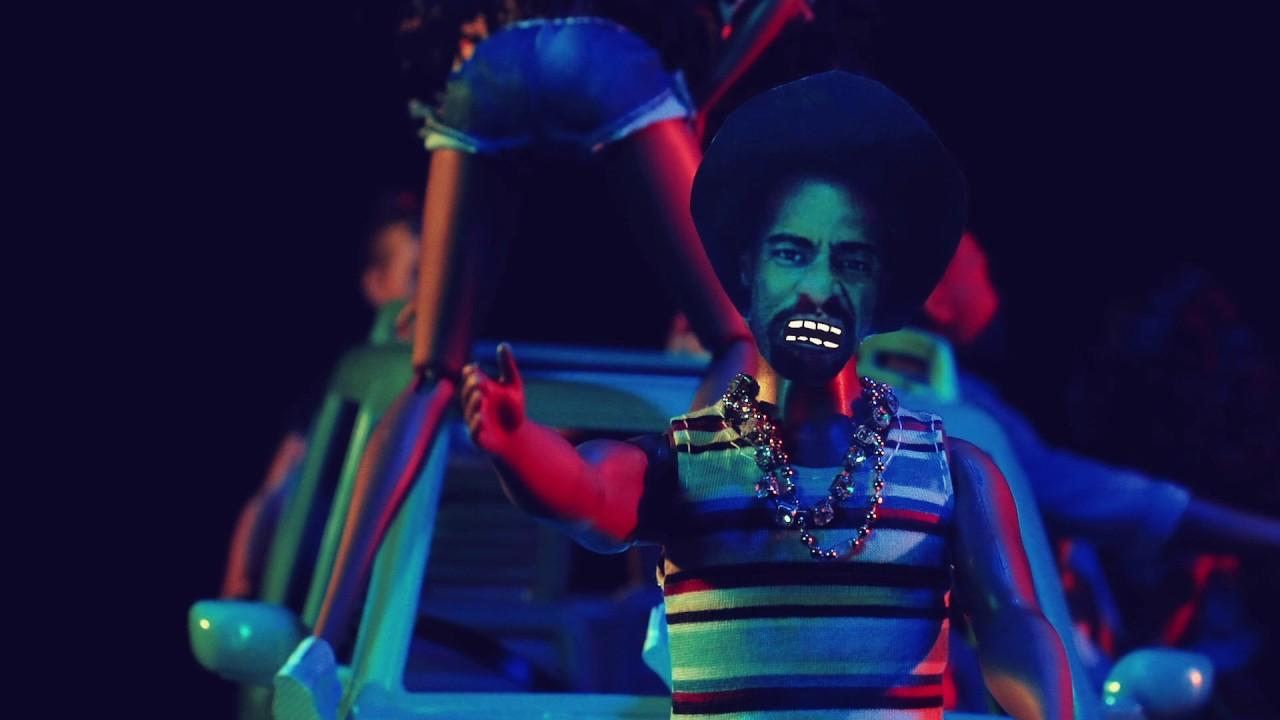 Lil Jon, Mac Dre - Aint No Tellin (Official Music Video)