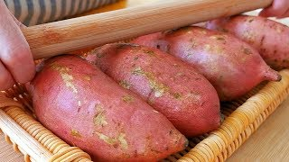 Sweet potatoes are all treasures, teach you secret new ways to eat.