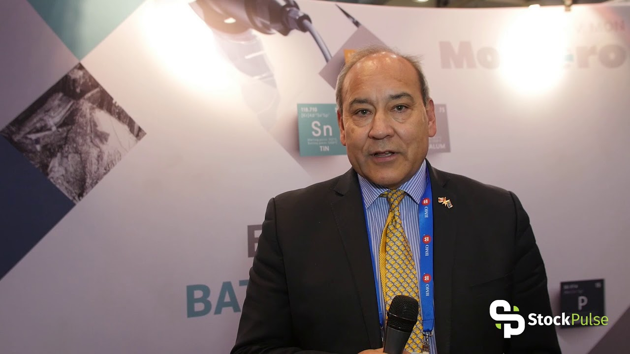 Montero Mining Catalyst Clip with President & CEO Tony Harwood at the 2018 PDAC in Toronto