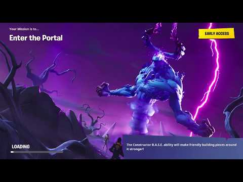 Fornite Mythic Storm King #83