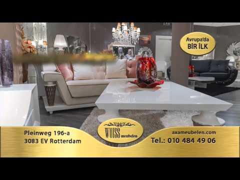WOISS mobili - Möbeln Hochglanz stilmöbel wohnzimmer schlafzimmer couch in ausgezeichneter Qualität