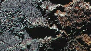 Новые снимки Плутона раскрывают тайны (новости)