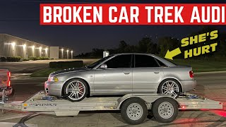 How BADLY Did The Track Day BREAK My CHEAP Audi S4?