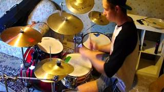 KEEP ME ALIVE - 360 Feat. BRIGHT YOUNG THINGS (DRUM COVER)