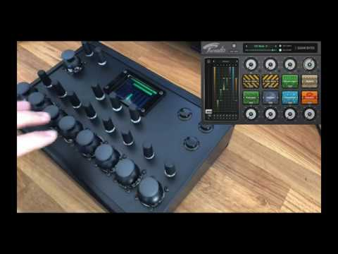 DIY Hardware MIDI Controller For Turnado - Hackaday Prize 2018 Project Mp3
