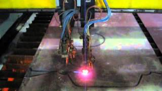 Video Vận hành máy cắt CNC