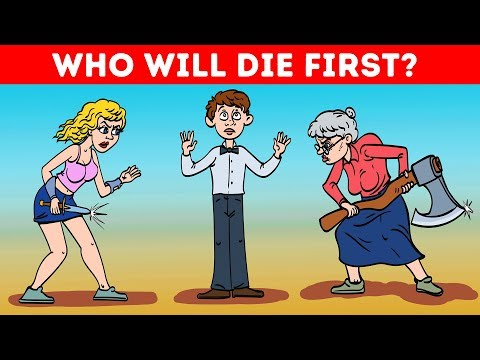 😲 25 Dangerously Easy Riddles That NOBODY Can Solve 😲