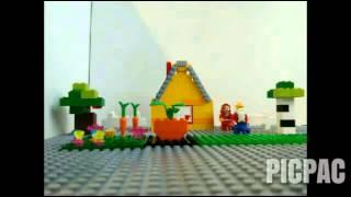 Сказка Репка. Мультик лего Репка / cartoon lego Turnip