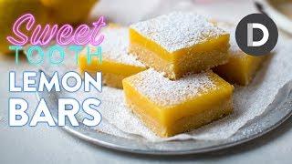 BEST Lemon Bars Recipe! | SWEET TOOTH
