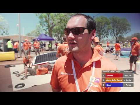 Aftermovie Nuon Solar Team World Solar Challenge 2015