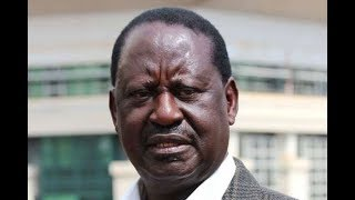 Raila announces end of Nasa's boycott of products - VIDEO