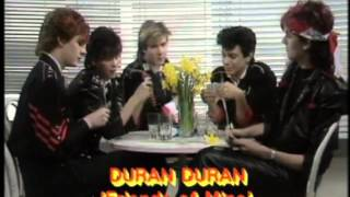 duran duran the point of no return