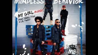 Mindless Behavior-My Girl Remix (W/Lyrics)