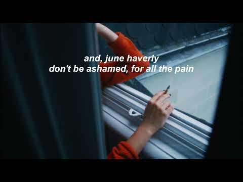 troye sivan – june haverly // lyrics