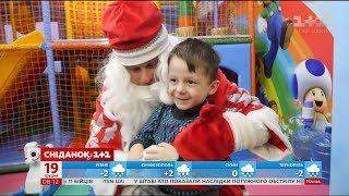 Єгор Гордєєв став Дідом Морозом заради мрії маленького Дениса