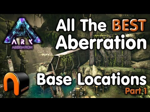 Steam Community :: Video :: ARK Aberration ALL THE BEST BASE