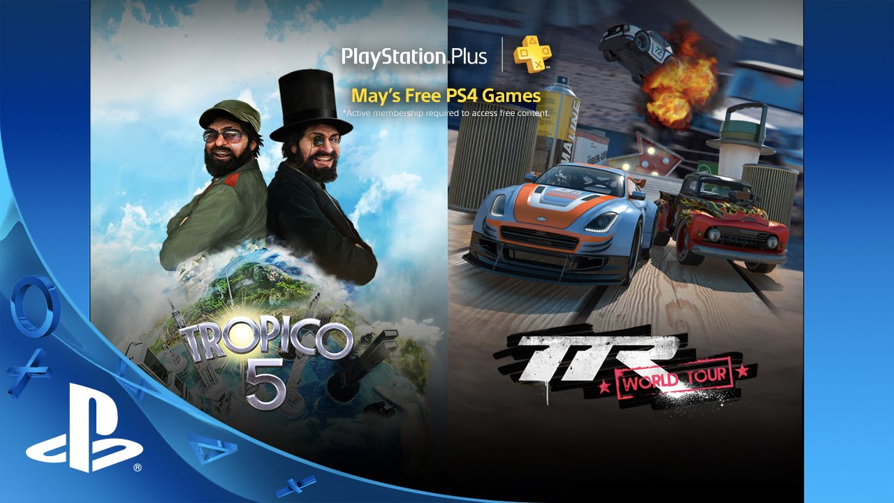 PlayStation Plus: Free Games for May 2016