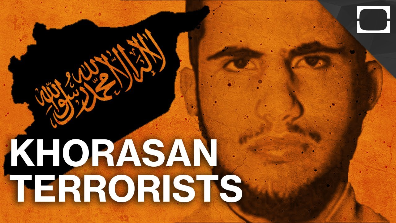 What Is The Khorasan Group and Why Did The US Just Bomb Them? thumbnail