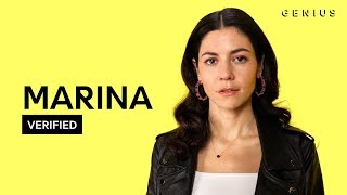 "MARINA ""To Be Human"" Official Lyrics & Meaning 