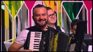 Rade Vuckovic - Kako cu sutra bez tebe - GK - (TV Grand 26.10.2015.)