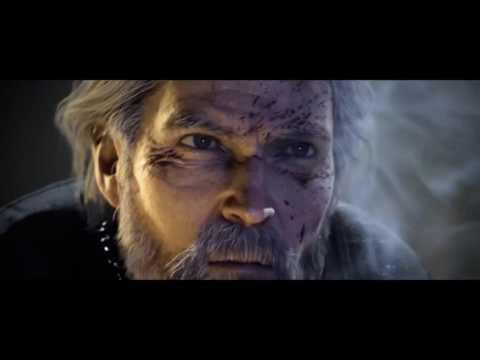 FINAL FANTASY XV Kingslaive Official Teaser Trailer