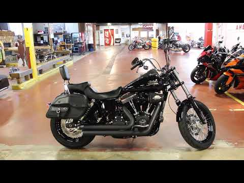 2015 Harley-Davidson Street Bob® in New London, Connecticut - Video 1