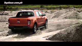 Pickup truck wars: Ford Ranger Wildtrak
