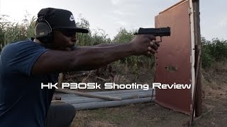 HK P30SK Shooting Review: The Little P30 That Could