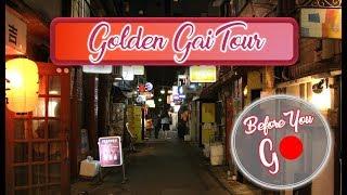 Shinjuku Golden Gai, Tokyo