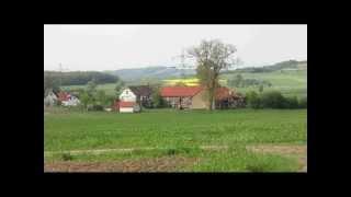 preview picture of video 'Schmucker Fachwerk-Bauernhof im Rotkäppchenland mit Weiden'