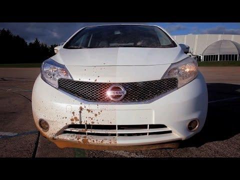 Você já imaginou se o seu carro fosse autolimpante?
