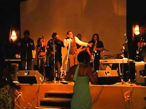 FLIGHT 2DA LIGHT featuring KING JAMES BROWN doing JAMES BROWN medley and DON'T FIGHT THE FUNK official video