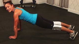 How to Do a Push-Up Correctly, Arm Exercise, Fit How To