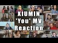"[STATION 3] XIUMIN 시우민 '이유 (You)' MV ""Reaction Mashup"""