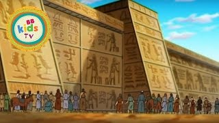 JOSEPH AND THE PHARAOH - The Old Testament, ep. 13 - EN