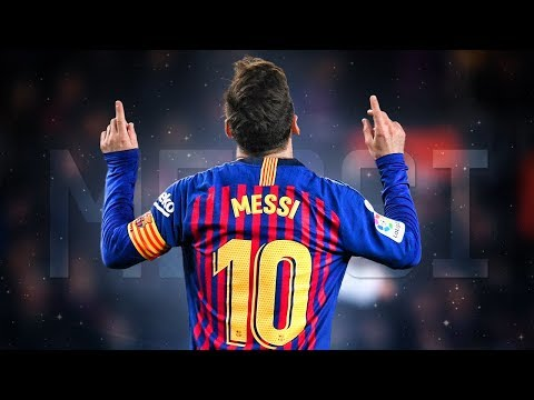 Lionel Messi 2019 - Skills & Goals   HD