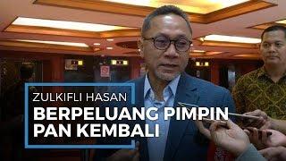 Yandri Susanto Optimis Zulkifli Hasan Berpeluang Kembali Memimpin PAN