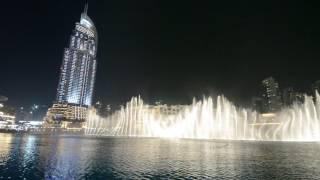 Great Water Show - Dubai Magic Fountain