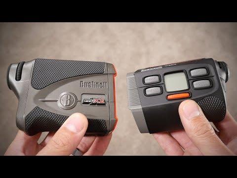 Bushnell Pro X2 & Hybrid Rangefinders