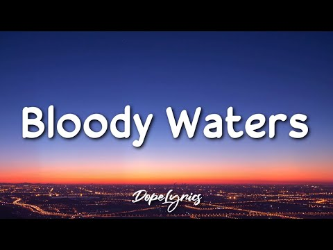 Terror Jr - Bloody Waters (Lyrics) 🎵