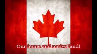 Canada National Anthem lyrics