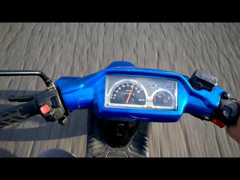 Yamaha bws / Mbk booster