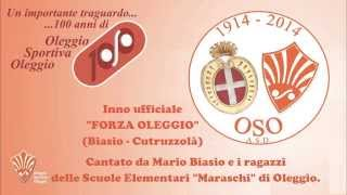 preview picture of video 'FORZA OLEGGIO Inno Ufficiale Oleggio Sportiva Oleggio'