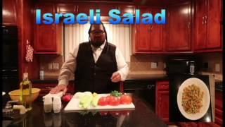 Israeli salad 100% Delicious