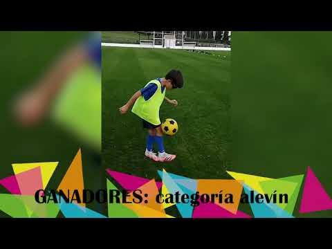 ⚽ Campeones del Torneo de Habilidades Técnicas de Fútbol