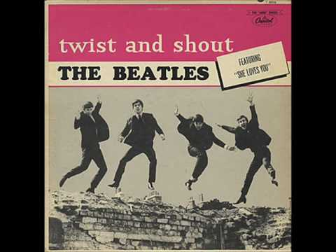 twist and shout-the beatles (lyrics)